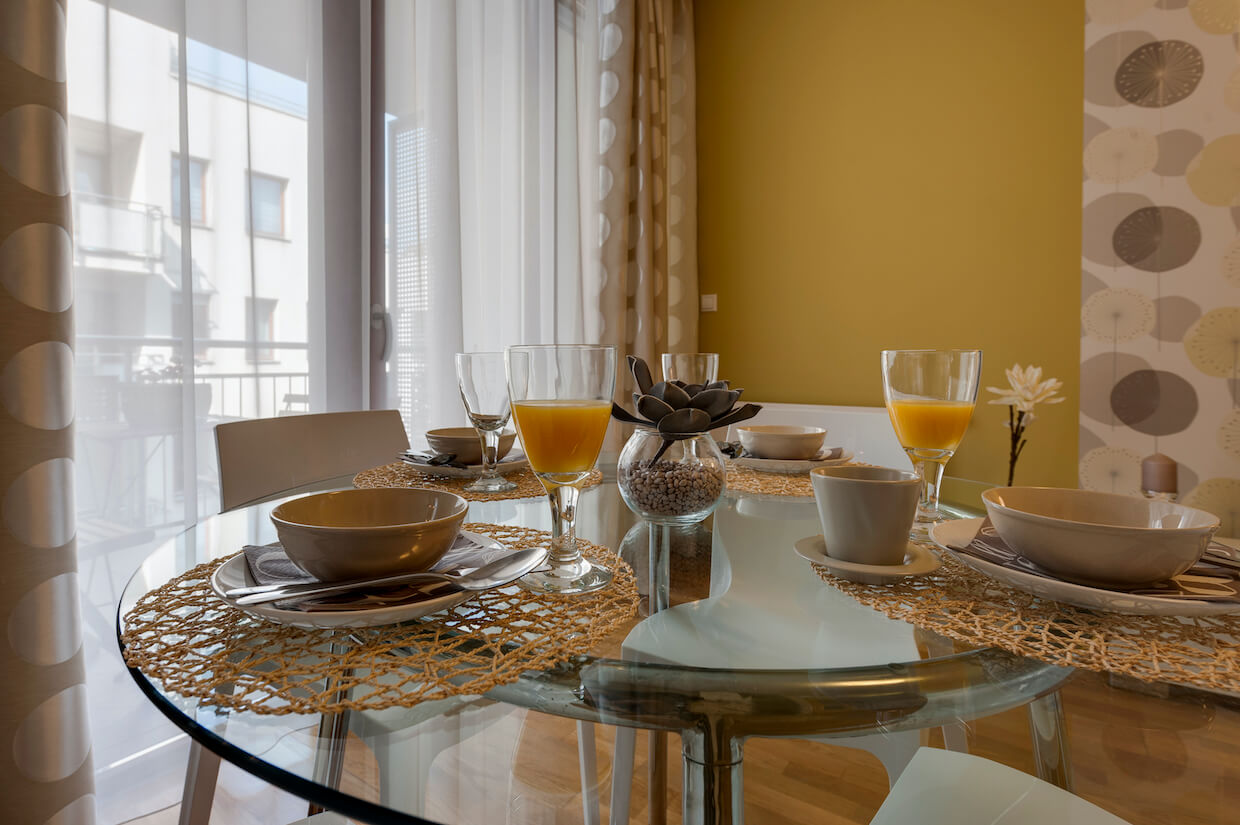 Cappuccino One Bedroom Apartment