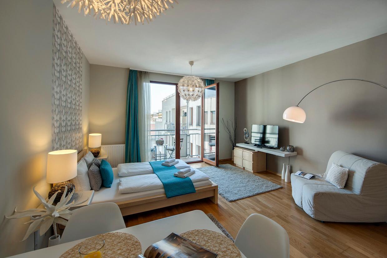 Central Passage Studio Apartment